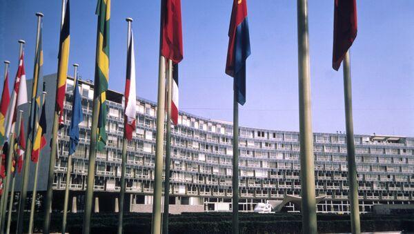 Здание штаб-квартиры ЮНЕСКО - Sputnik Արմենիա