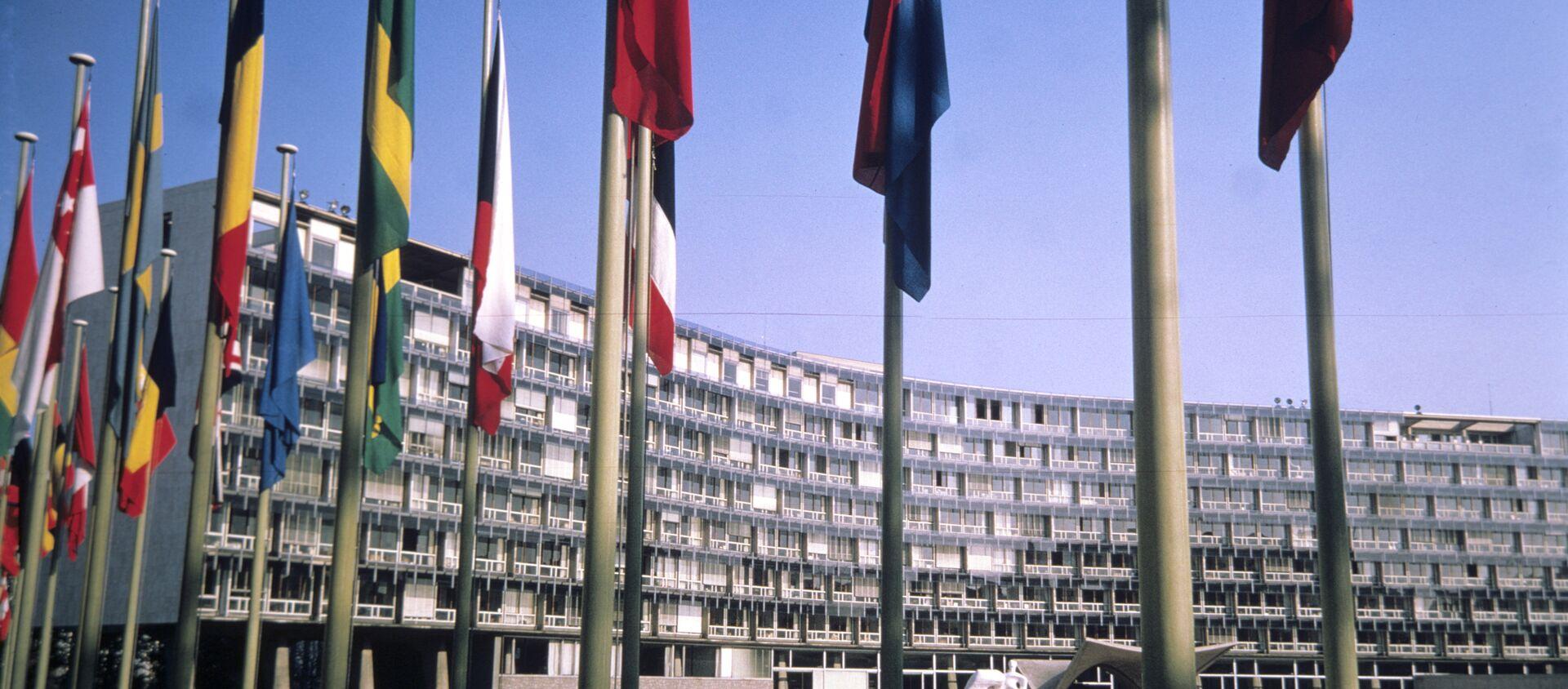 Здание штаб-квартиры ЮНЕСКО - Sputnik Արմենիա, 1920, 22.06.2021