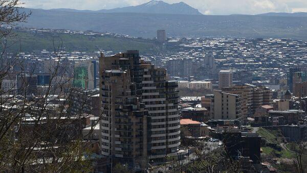 Города мира. Ереван - Sputnik Армения