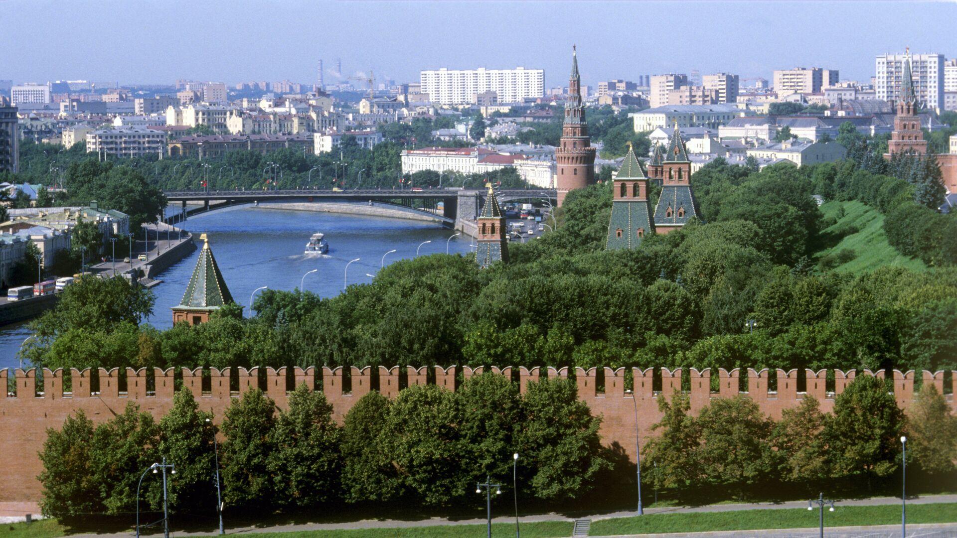 Панорама Москвы - Sputnik Արմենիա, 1920, 28.09.2021