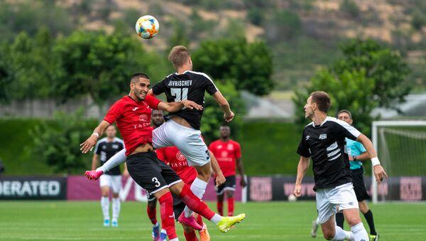 Финальный матч Kубка Армении по футболу между командами Ноа - Арарат-Армения (10 июля 2020). Еревaн - Sputnik Армения
