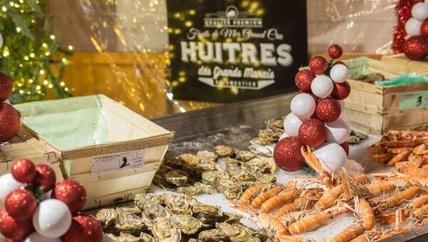 Рождественское украшение Парижа - Sputnik Արմենիա