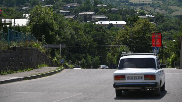 Город Берд, Тавуш - Sputnik Армения