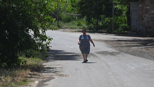 Житель села Айгепар, Тавуш - Sputnik Արմենիա
