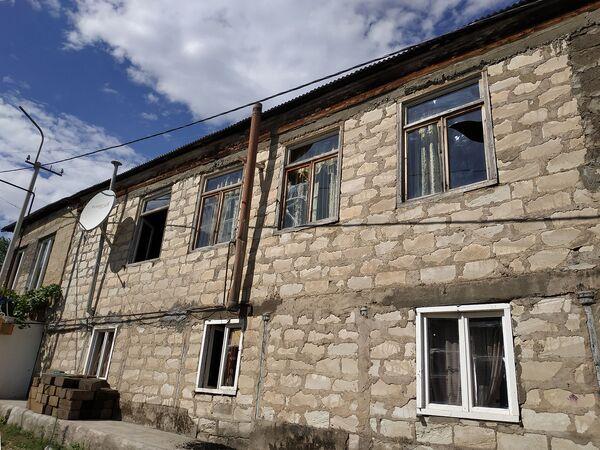 Հակառակորդի կրակոցներից տուժած Տավուշի Ներքին Կարմրաղբյուր գյուղը - Sputnik Արմենիա