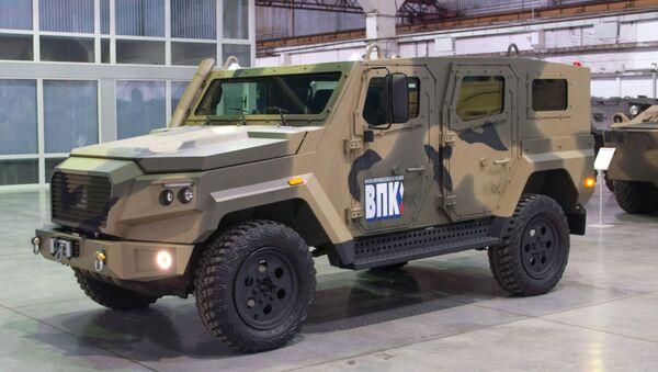 В России создали легкий бронеавтомобиль Стрела - Sputnik Армения