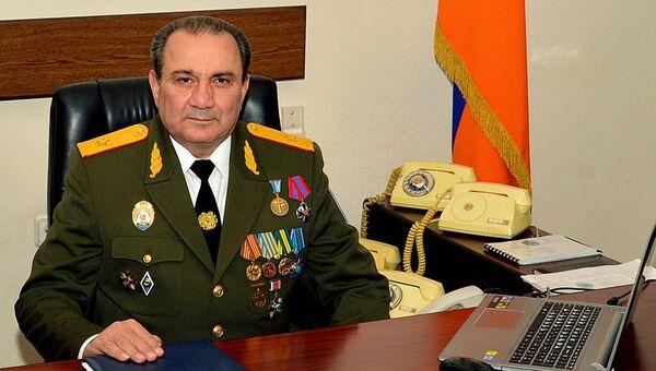 Заместитель директора СНБ Армении Арам Акопян - Sputnik Армения