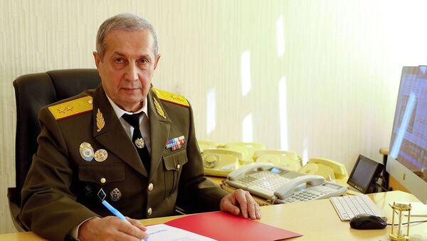 Заместитель директора СНБ Армении Степан Мелконян - Sputnik Արմենիա