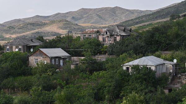 Дома в селе Чинари, Тавуш - Sputnik Армения