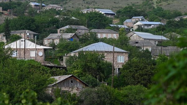 Дома в селе Чинари, Тавуш - Sputnik Արմենիա