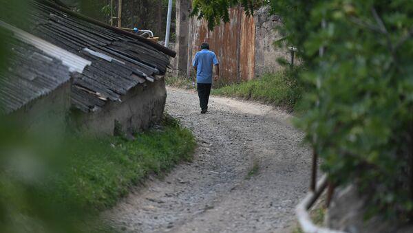 Житель села Чинари, Тавуш - Sputnik Արմենիա