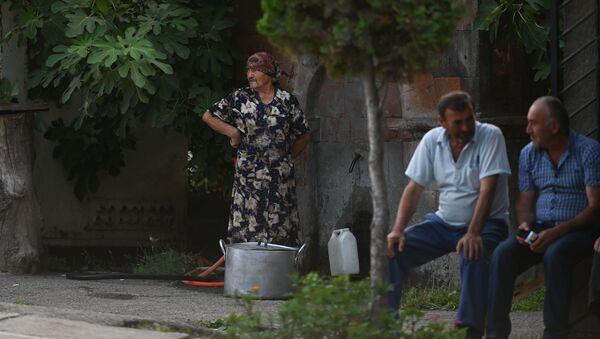 Жители села Чинари, Тавуш - Sputnik Արմենիա
