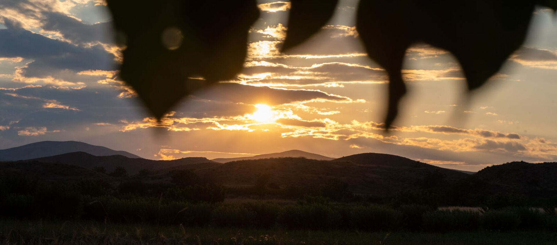 Закат в Арарате - Sputnik Արմենիա, 1920, 12.08.2021