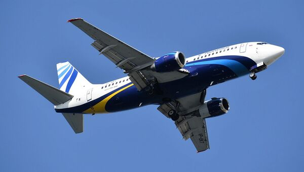 Самолет Boeing 737 авиакомпании NordStar  - Sputnik Արմենիա
