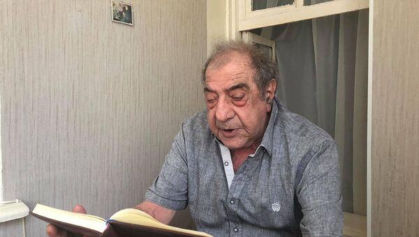 Журналист Юра Арутюнян - Sputnik Армения