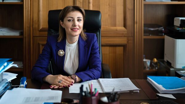 Гоар Барсегян - Sputnik Армения
