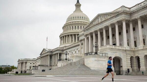 Здание Капитолия США в Вашингтоне - Sputnik Արմենիա
