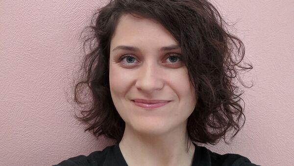 Заместитель начальника – ведущий редактор отдела комплексных медиапродуктов МИА Россия сегодня Елена Костомарова - Sputnik Армения