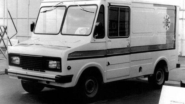 Автопром для Олимпиады - ЕрАЗ-37302 - Sputnik Армения
