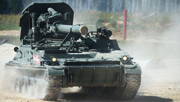 240-мм миномет 2С4 Тюльпан - Sputnik Армения