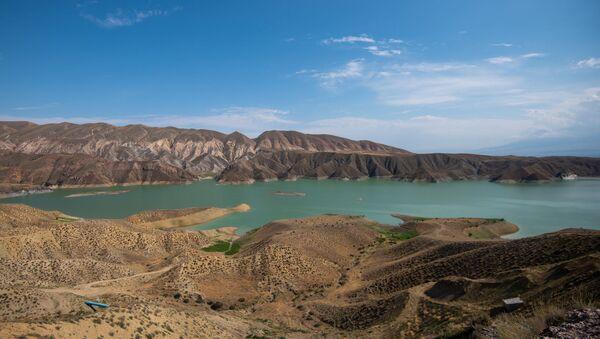 Азатское водохранилище - Sputnik Արմենիա