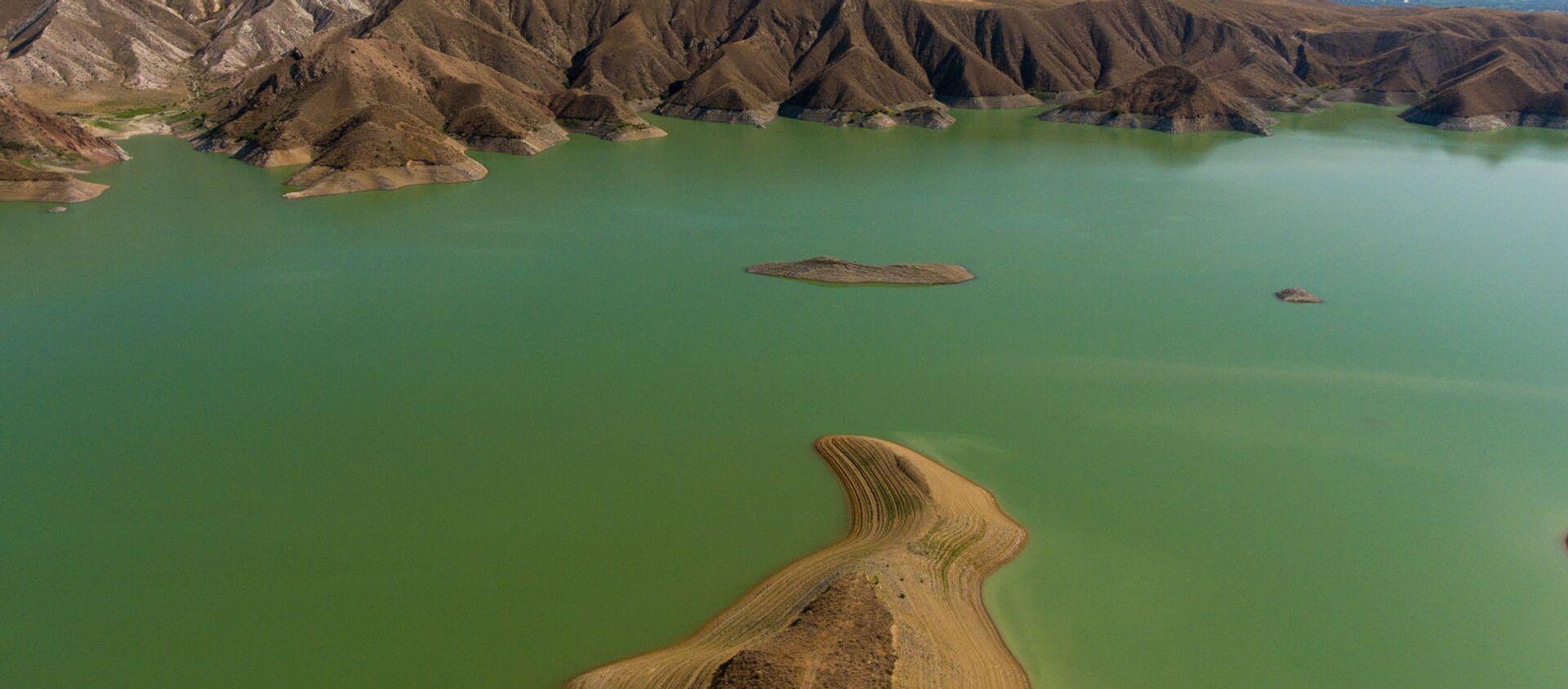 Азатское водохранилище - Sputnik Армения, 1920, 09.07.2021