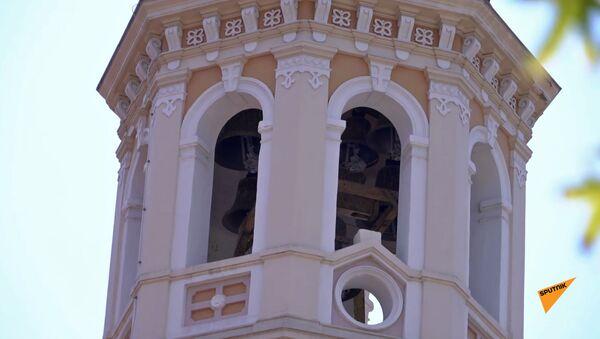 Церкви в Салониках опускают флаги и звонят в знак скорби о превращении Святой Софии в мечеть  - Sputnik Արմենիա