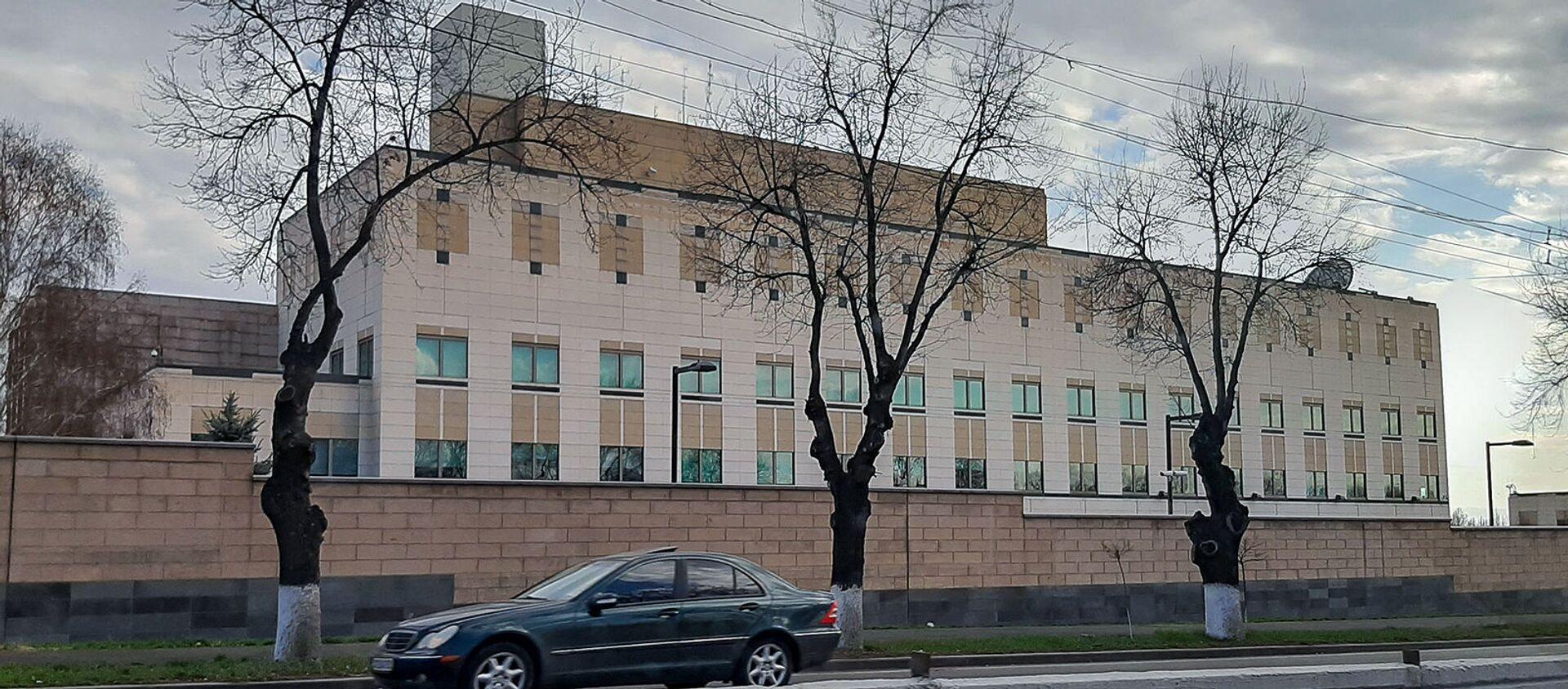 Здание посольства США в Армении - Sputnik Արմենիա, 1920, 20.07.2021