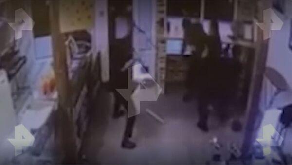 Драка в московском ресторане Армянский дом попала на видео - Sputnik Արմենիա