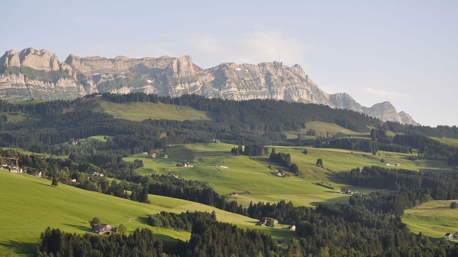 Швейцарские Альпы - Sputnik Արմենիա, 1920, 24.09.2021