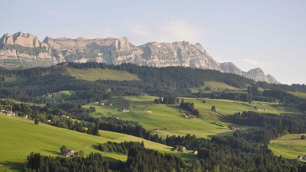 Швейцарские Альпы - Sputnik Արմենիա