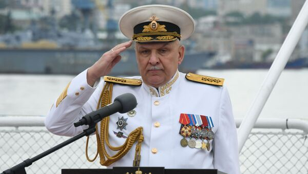 День ВМФ в городах России - Sputnik Արմենիա