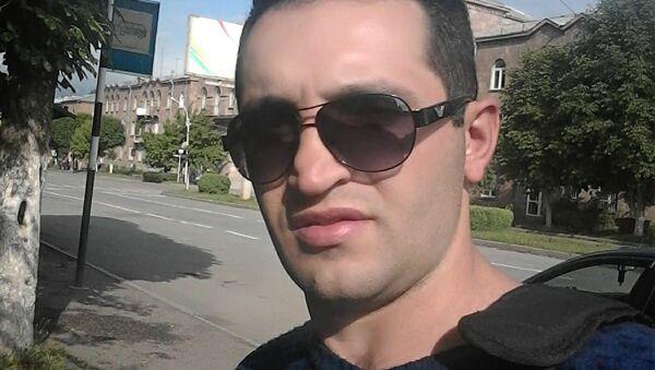 Погибший военнослужащий Ашот Микаелян  - Sputnik Армения
