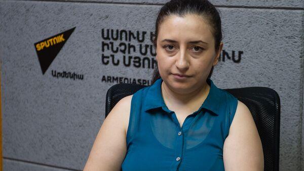 Психолог Женя Варданян - Sputnik Արմենիա