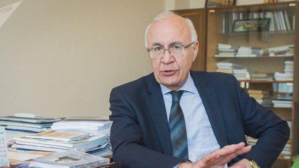 Спецпредставитель премьер-министра Грузии Зураб Абашидзе - Sputnik Армения