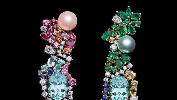 Dior выпустил коллекцию высокого ювелирного искусства, в которую вошли более 100 украшений - Sputnik Армения