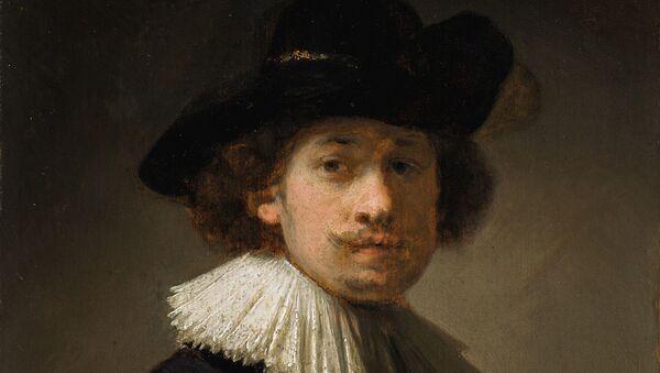 Автопортрет Рембрандта был продан на аукционе за рекордную сумму - Sputnik Армения