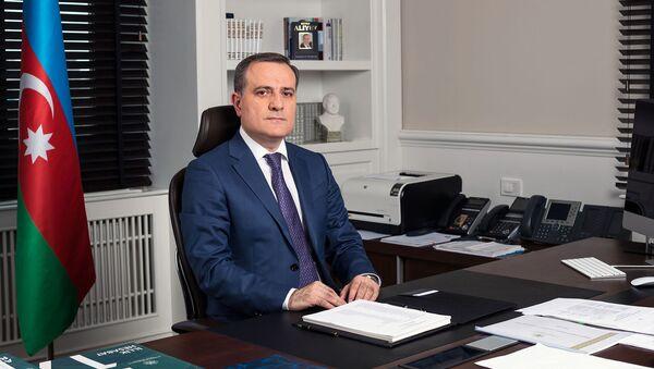 Новый глава МИД Азербайджана Джейхун Байрамов - Sputnik Արմենիա