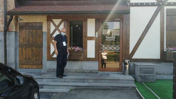 Грубые нарушения в отелях Цахкадзора - Sputnik Արմենիա