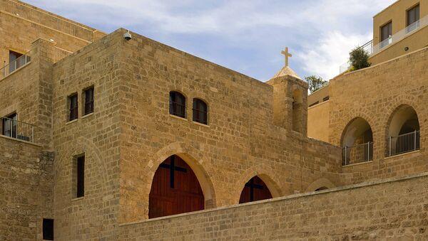 Монастырь Святого Николая в Яффе, Израиль - Sputnik Արմենիա