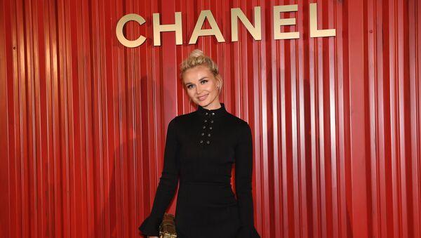 Показ коллекции Chanel Métiers d'art Paris-Hamburg 2017/2018 - Sputnik Армения