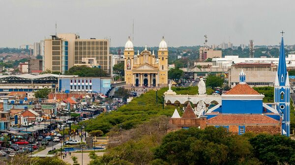 Город Маракайбо в Венесуэле - Sputnik Արմենիա