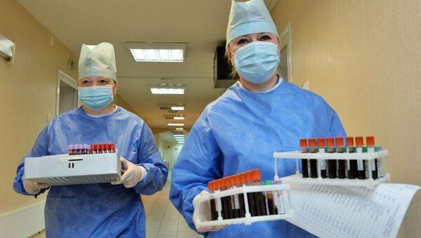 Испытание вакцины против COVID-19  в России - Sputnik Արմենիա