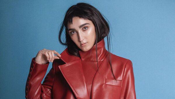 Армянская модель Gucci стала лицом новой коллекции отечественного дизайнера  - Sputnik Արմենիա