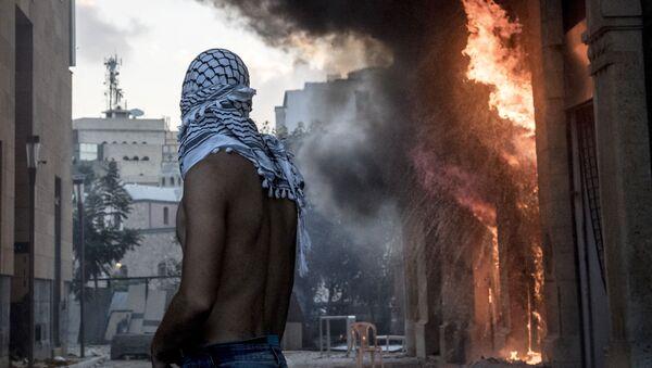 Столкновения в центре Бейрута - Sputnik Армения