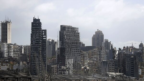 Взрыв в Бейруте: что известно о судьбах армянских дизайнеров в Ливане? - Sputnik Армения