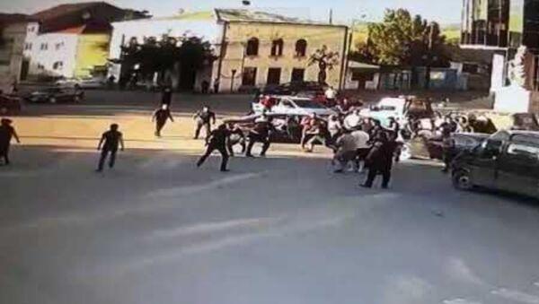 Эксклюзивные кадры убийства в Ахалкалаки - Sputnik Արմենիա