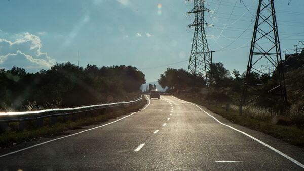 Трасса M14 - Sputnik Армения