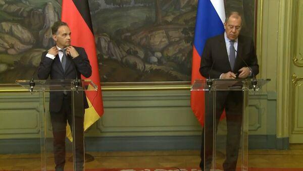 Не видят никаких краев: Лавров и Маас обсудили санкции США против Северного потока - 2 - Sputnik Армения