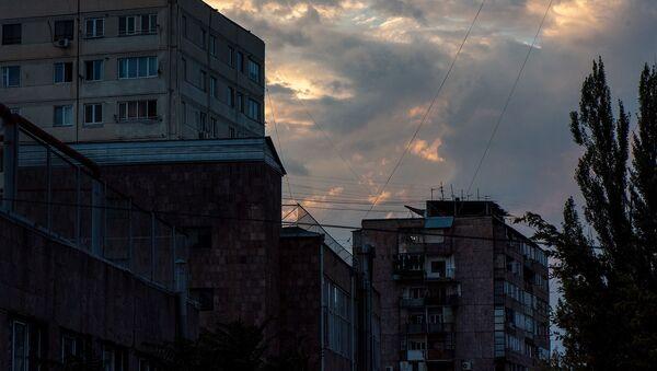 Жилые здания в Ереване - Sputnik Արմենիա